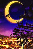 Super Moon The Wooden Puzzle 1000 Pieces Ersion Jigsaw Puzzle White Card Adult Children S Educational