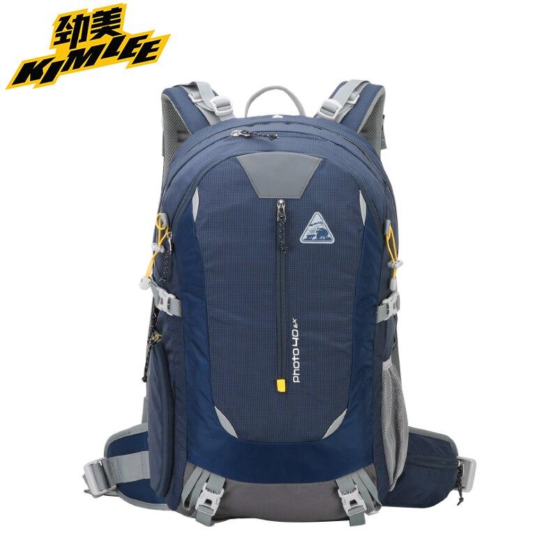 Kimlee 40l рюкзак профессиональный мешок свет Вес с дождевик для путешествий альпинизма kcb4232