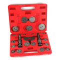 18 pcs brake caliper piston rewind vento voltar tool kit para VW Audi Ford BMW