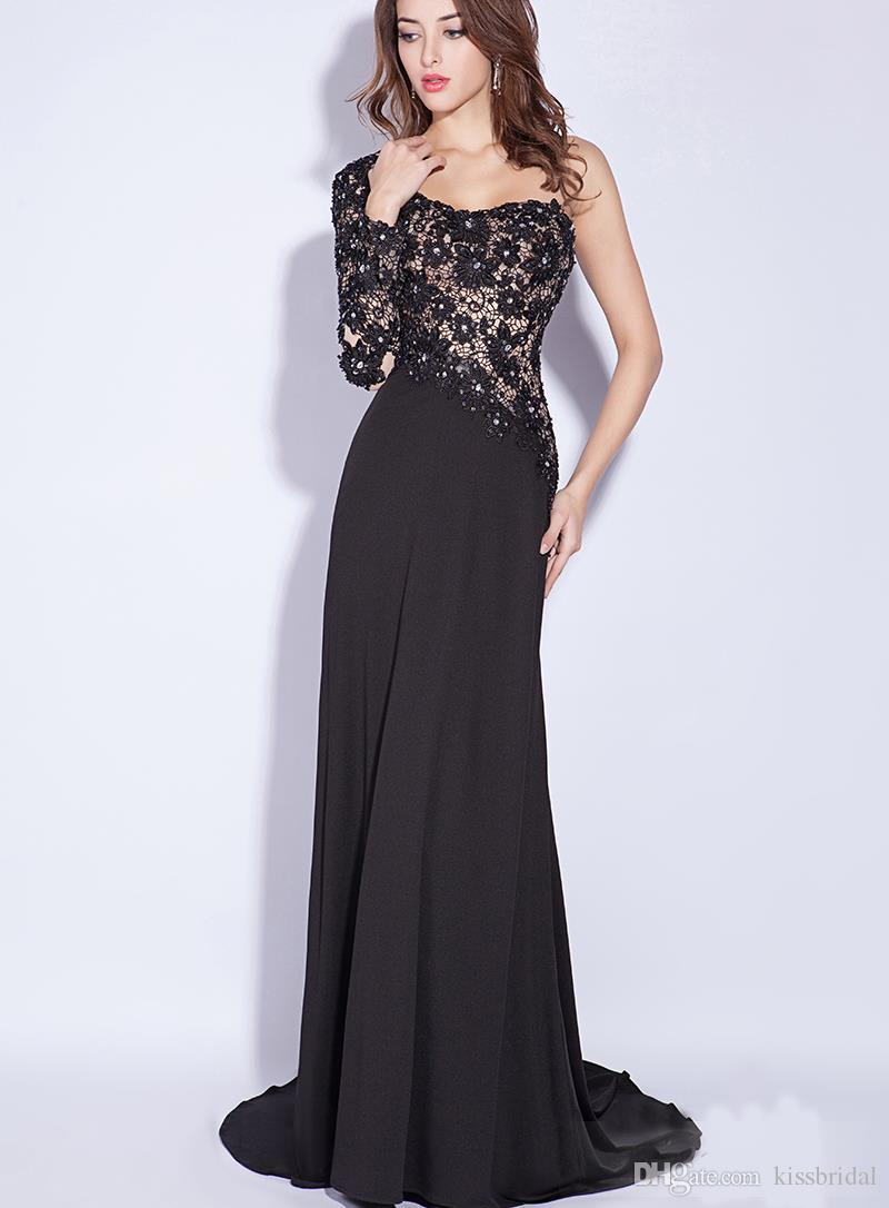 Online Get Cheap Long Sleeve Prom Dresses -Aliexpress.com ...