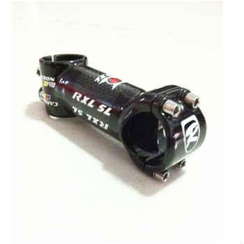 RXL SL Bike Handlebar Carbon Mtb Set 3K Stem+Sest Post+ Flat/Riser Handlebars 31.8mm Mountain Bike One-shaped Handle Bar