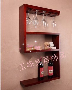 Free shipping wood clapboard shelf racks wall hanging wall wine rack wine rack wooden wall cabinet-in Cabinet Hinges from Home Improvement on Aliexpress.com ... : wine wall cabinet - Cheerinfomania.Com