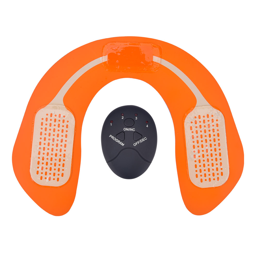 wireless ems muscle stimulator and smart body shaping device