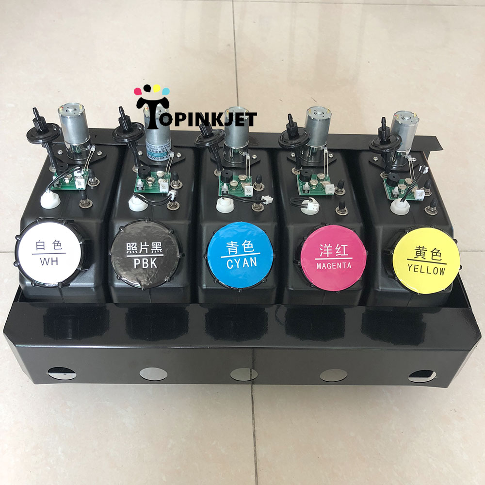 UV CISS system continuous ink supply system for Mutoh/Roland/Mimaki with alarm bulk ink system chinese manufacturing bottle ink eco max ink for roland mimaki mutoh 4colors set