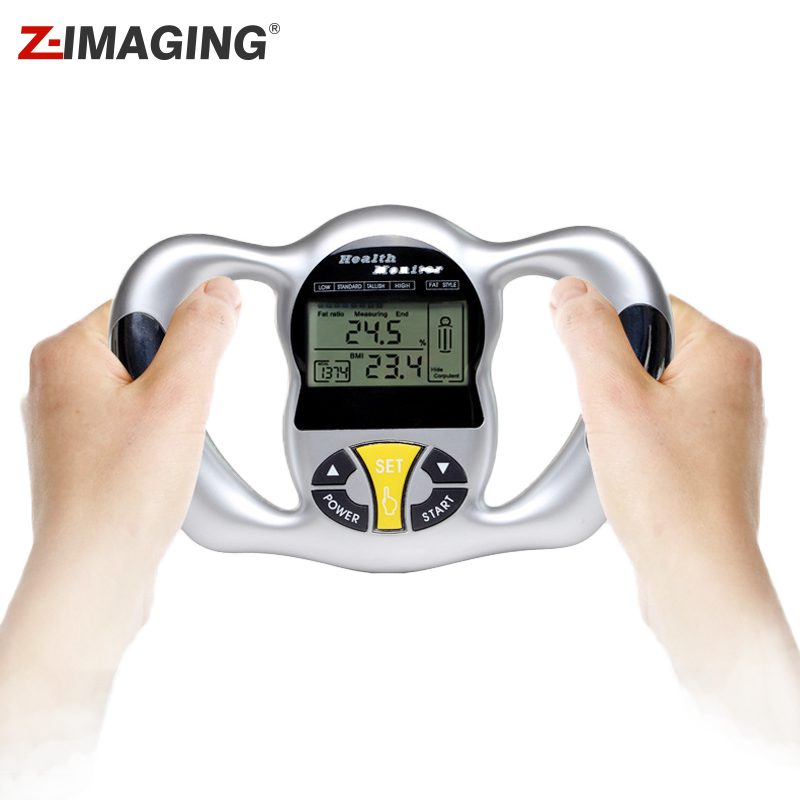 Health Monitor BMI Meter Handheld Tester Calculator Digital Body Fat Analyzer Necessary Measurement Health Care Tools