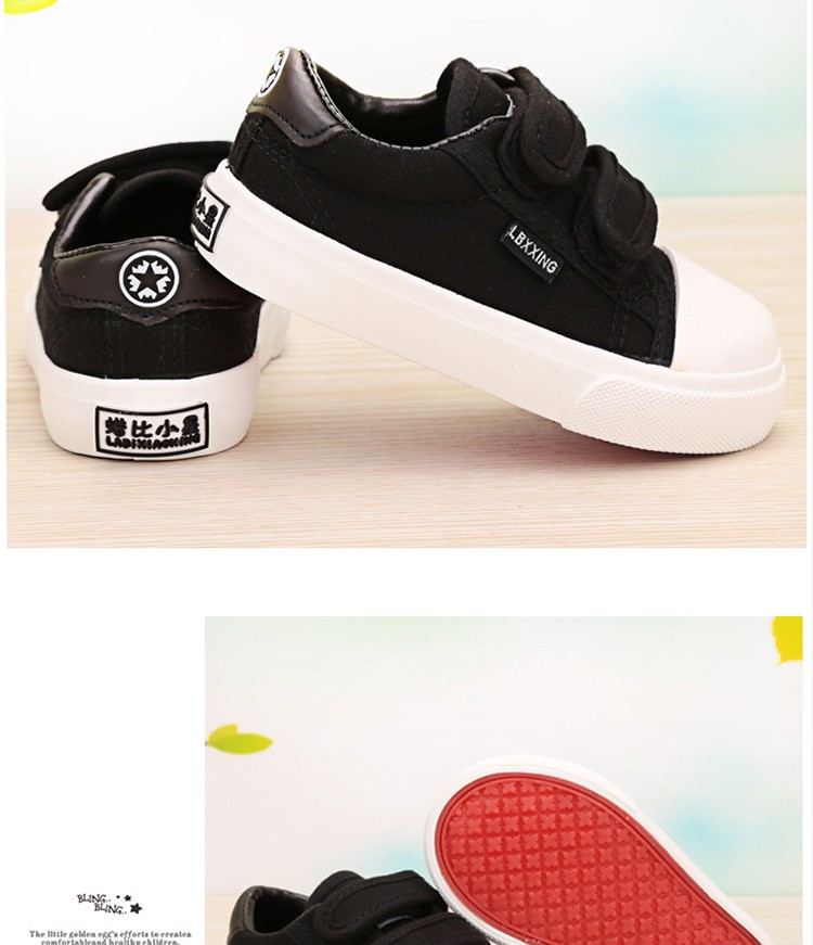 Beautiful Baby Girl and Boy White Canvas Shoes 6 Colors kids Casual Shoes Flat and Durable Toddler Little Girl Sneakers 10
