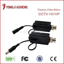 Free shipping BNC Security Video Balun up to 600m Twisted Video Balun Passive Transceivers CCTV DVR camera