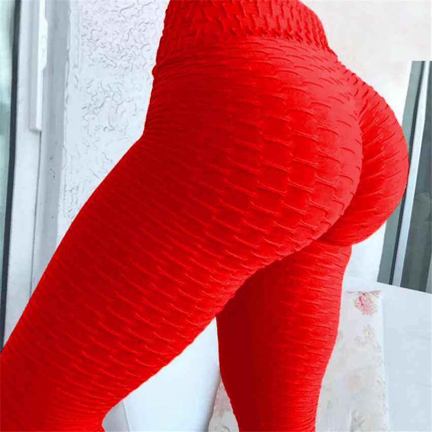 OULYLAN Sexy Push Up   Leggings   Women Fitness Sportswear High Waist Pants Breathable Skinny Spandex Workout Highwaist   Leggings