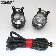 Для Skoda Octavia A6 для RS 2009 2010 2011 2012 2013 для Fabia Roomster Scount 2011 2012 2013 2014 противотуманной фары противотуманные света и провода