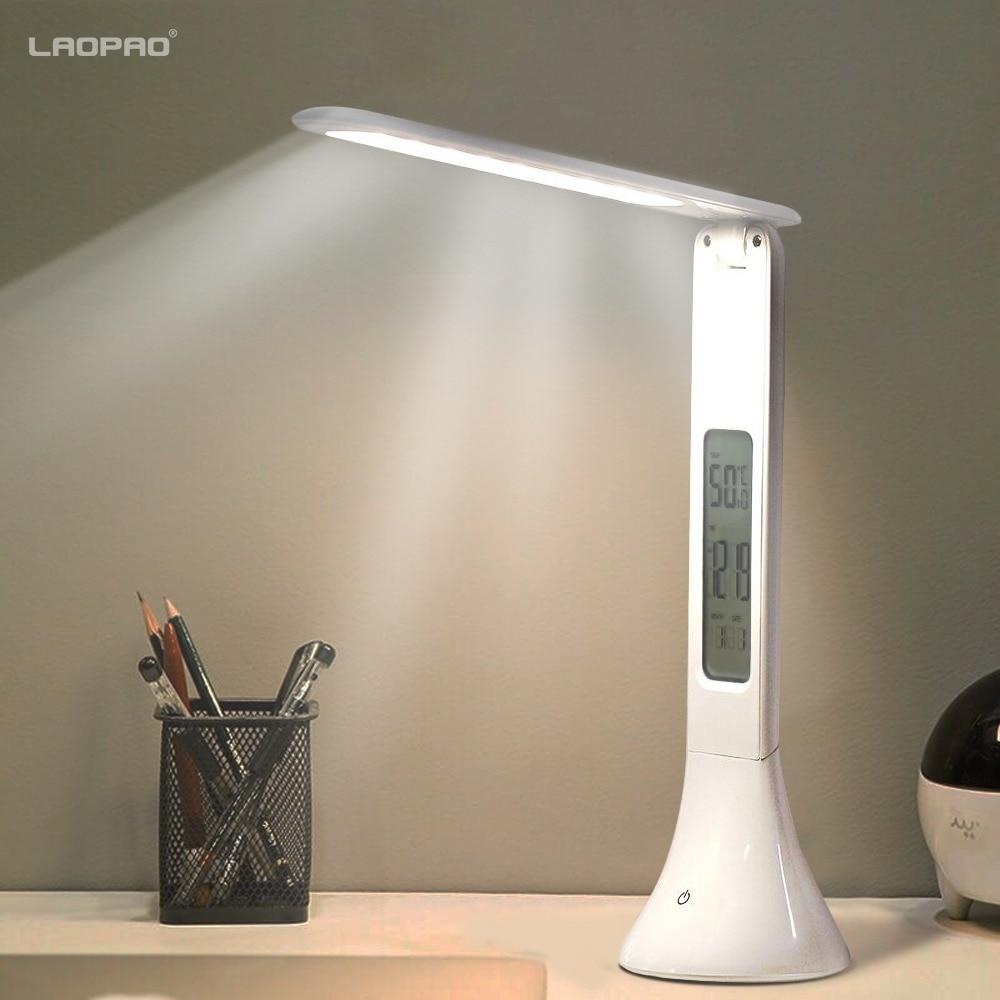Led Schreibtisch Lampe Schreibtisch Licht Farbe Licht Led Schreibtisch Lesen Lichter Led Tisch Lampen Für Home Office Mit Wireless Drücken Steuer Flexi Schreibtischlampen Licht & Beleuchtung
