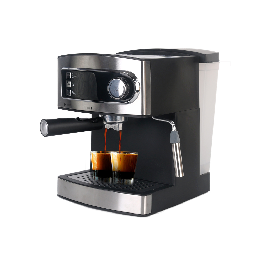 ITOP Household Espresso Coffee Maker Milk Foam 20 Bars Pressure Machine