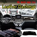 Für Mercedes-Benz V Klasse v200 v250 v220 2015 2016 2017 2019 Leder Dashmat Dashboard Abdeckung Dash Matte Teppich custom Car Styling