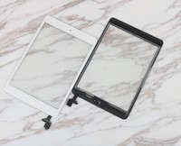 Touch Screen For Ipad Mini1 Mini2 A1455 A1432 A1489 Digitizer Front Glass Touch Panel Replacement With
