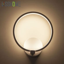 [VSSHOME] 8W LED Wall Lamps Modern Nordic Style Home Bedroom Decoration Indoor Lighting Living Room Corridor Lamp AC90-260V
