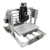CNC2417 Hout Router Mill Router Kit Desktop Metalen Graveur Machine Mini PCB Frezen Lasergravure Voor Hout GRBL Controle DIY