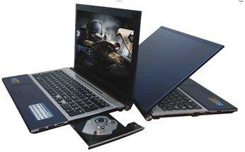 i7 Gaming Notebook 15 6 8GB RAM SSD 128 256GB 750GB 1TB HDD optional DVD Fast