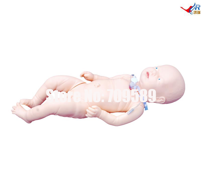 Tracheostomy Care Infant Model, Baby Nursing Training Manikin