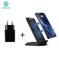 Wireless Charger With USB AC Adapter Nillkin Qi Wireless Charging Pad For IPhone X 8 8