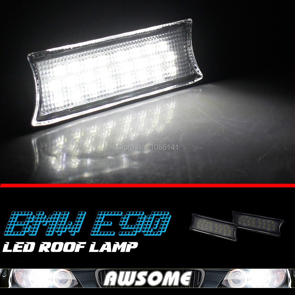 fit for 3 series e90 e91 e93 car auto interior dome map roof reading light led replacement bulbs. Black Bedroom Furniture Sets. Home Design Ideas