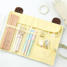 Stationery Creative Curtains Pencil Case Student Bags Lovely And