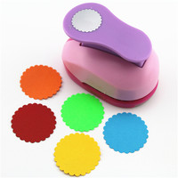 Free Shipping 2 Inch 4 6cm Four Leaf Design Craft Punch Paper Hole Punches For DIY