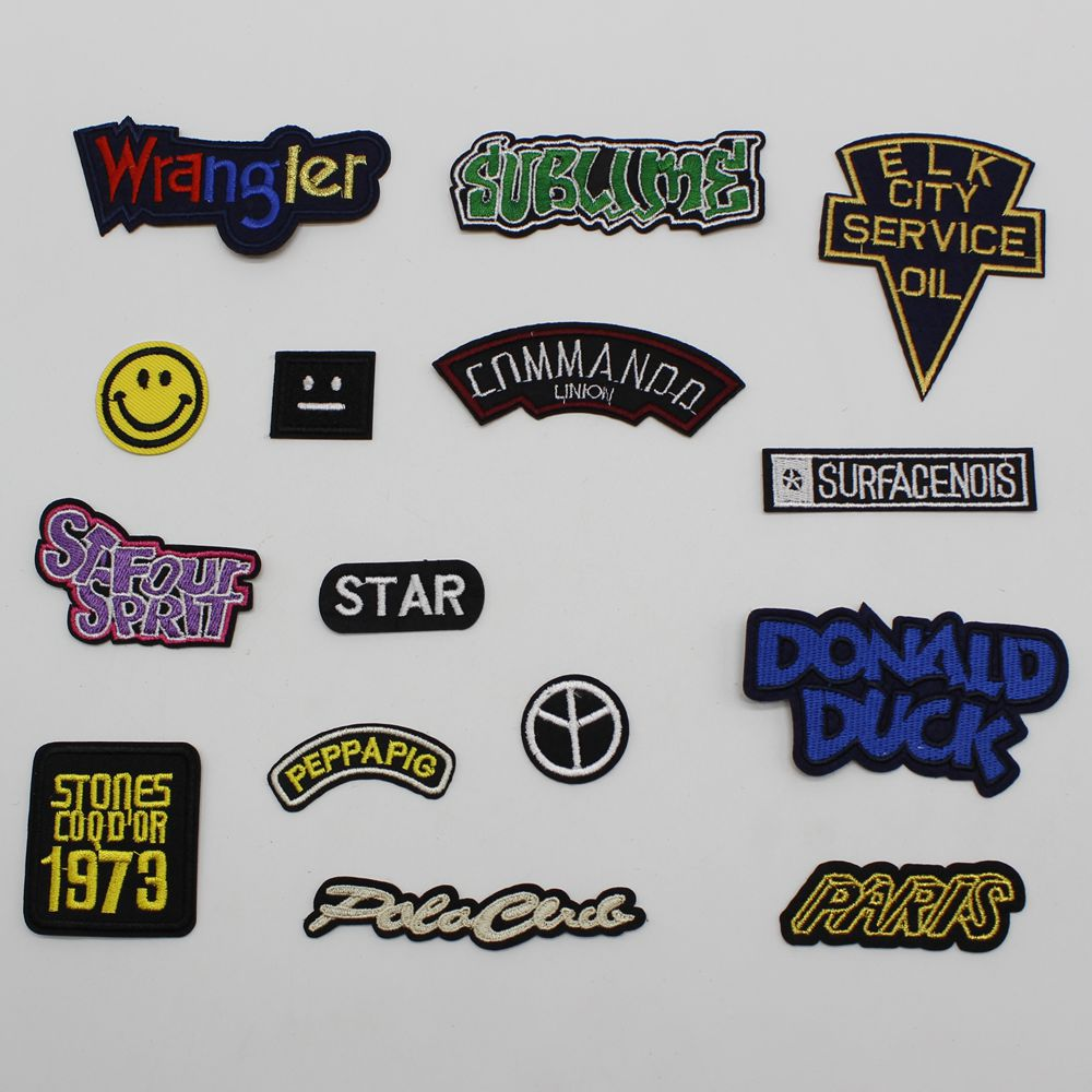 Battle Royale Embroidered Iron//Sew On Patch
