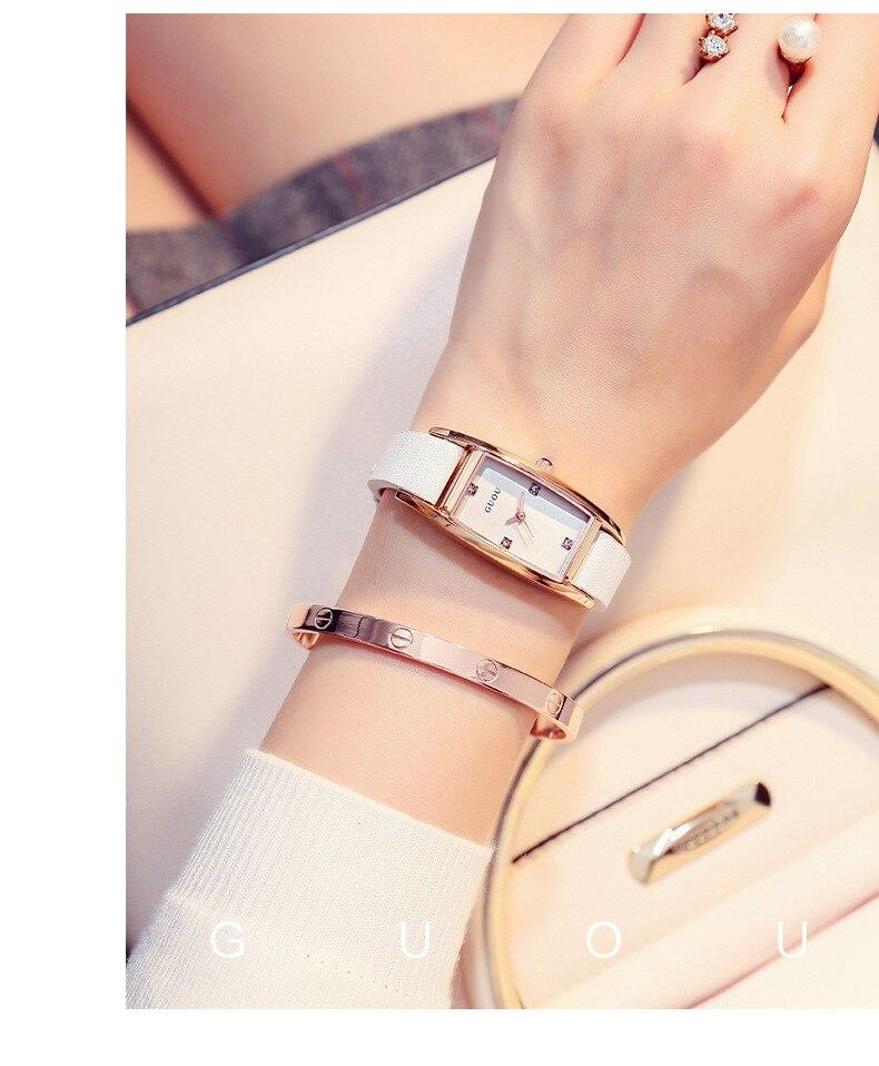 mulheres topo de luxo marca senhoras relógio