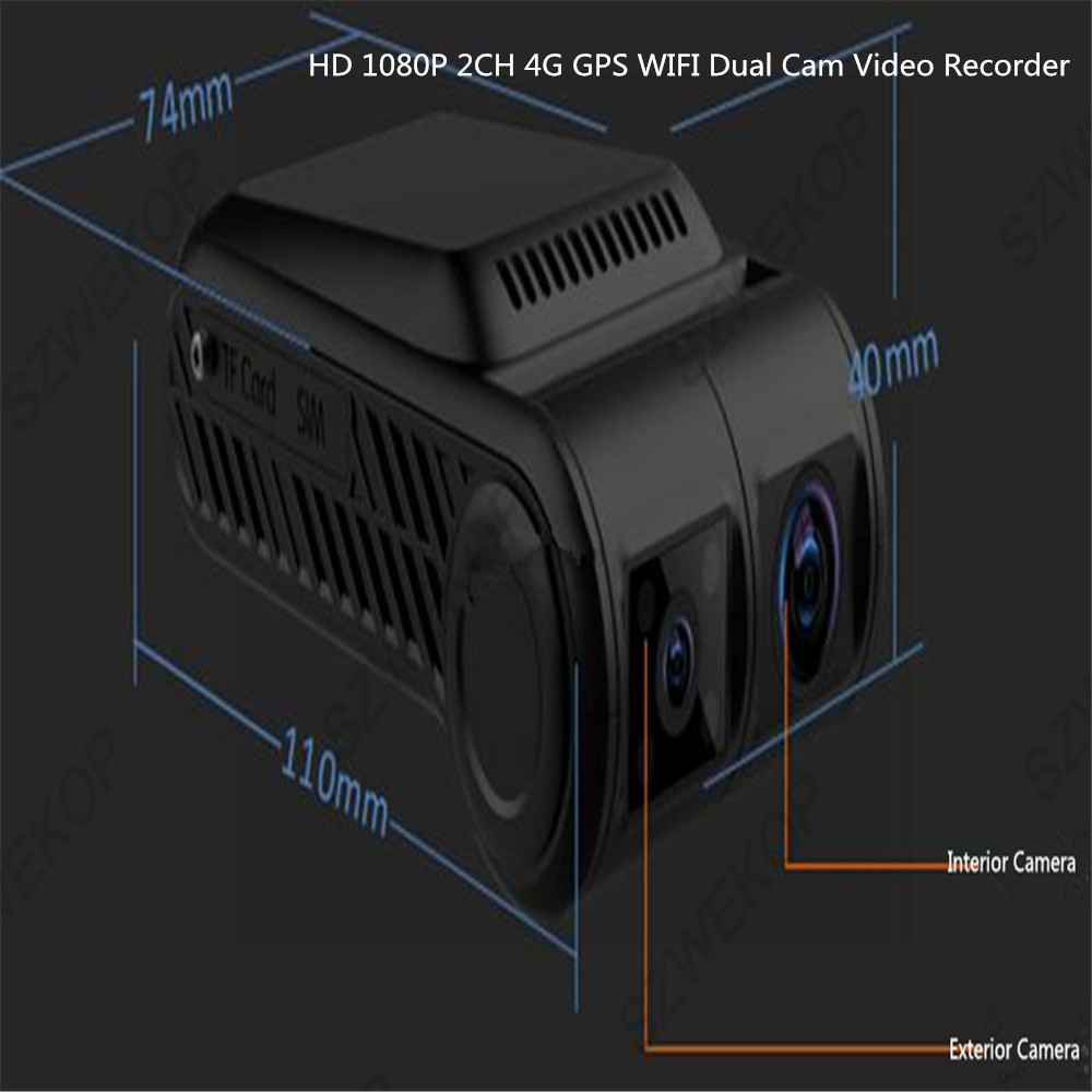 4ch AHD 1080P 4G GPS WIFI Dual cam video recorder Car DVR, real-time online remote Video for taxi, bus,school bus4ch AHD 1080P 4G GPS WIFI Dual cam video recorder Car DVR, real-time online remote Video for taxi, bus,school bus