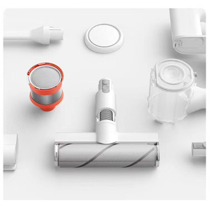 Image 4 - 원래 Xiaomi 미 핸드 헬드 무선 진공 청소기 휴대용 무선 강력한 흡입 aspirador 홈 사이클론 깨끗한 먼지 수집가