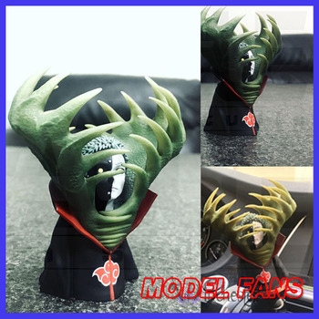 MODEL FANS INSTOCK NARUTO Akatsuki Zetsu gk resin Refrigerator vehicle magnet figure toy for Collection