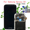 Free Shipping Original For Samsung Galaxy SIV S4 i9505 GT-i9505 LCD Display Touch Screen With Frame Assembly + Free Tools
