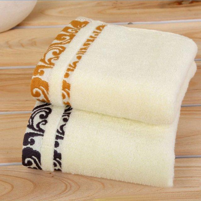 Decorative Bath Towel Sets Cool 6060cm 60pcslot 60% Cotton Home Face Hand Towel Set BathroomSet