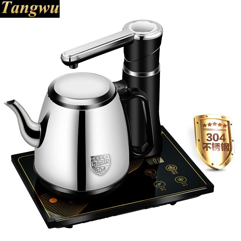 Automatic kettle electric brewing tea stainless steel teapot automatic kettle electric brewing tea stainless steel teapot