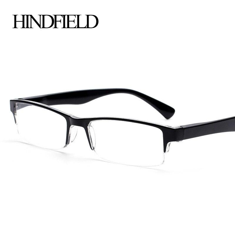 + 300 100 + 400 Gd001 Extrem Effizient In Der WäRmeerhaltung Hindfield 2016 Halb Lesebrille Frauen Männer Brillenglas + 200