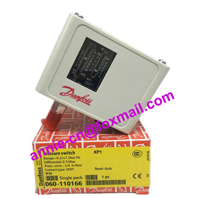 KP1 060-1101(060-110166)  New and original Pressure controller switch relay,Pressure switch -0.2~7.5bar  new and original kp36 060 2133 pressure controller switch relay pressure switch