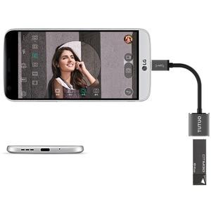 Image 3 - TUTUO USB C erkek USB A 3.0 kadın OTG adaptör alüminyum alaşımlı tip c macbook için hub Pro/S8/Xiaomi /Huawei Mate 10 (gri)