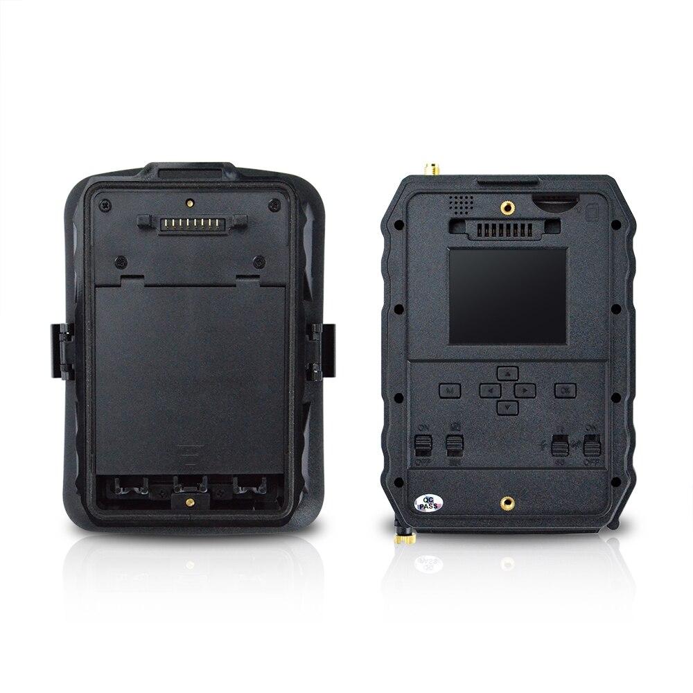12MP 1080P Trail Hunting Camera MMS GPRS 3G Wireless IR LEDs Night Vision Wildlife Scouting Game Camera Digital Surveillance Cam