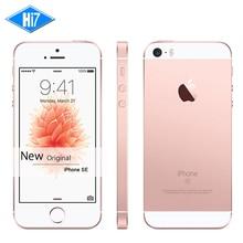 "New Original Apple iPhone SE Unlocked 4G LTE Mobile Phone 2GB RAM 32GB ROM 4.0"" Chip A9 iOS 9.3 Dual core Fingerprint iphonese"