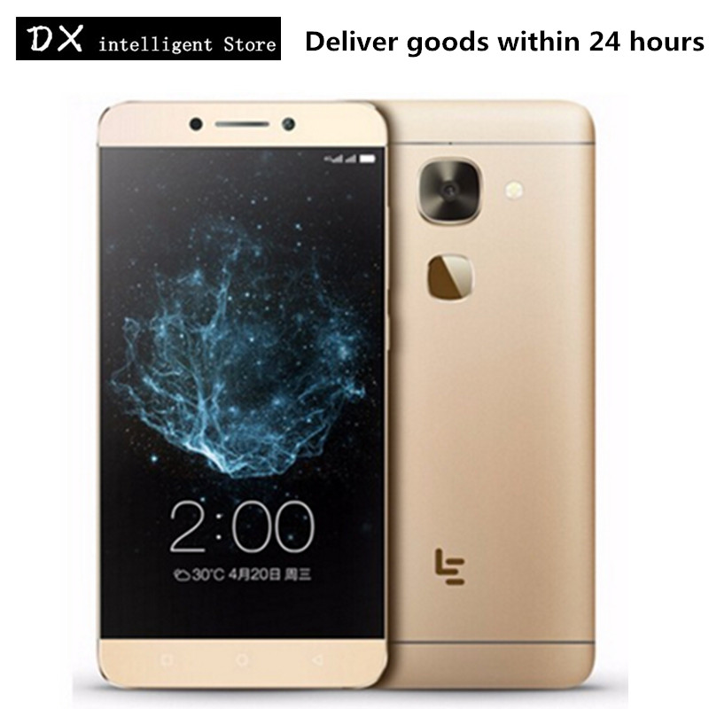 Original Letv Le2 LeEco Le 2 X621 Mobile Cell Phone 5.5 inch FHD MTK6707 Deca Core 3GB RAM 32GB ROM Android 6.0 16MP Touch ID