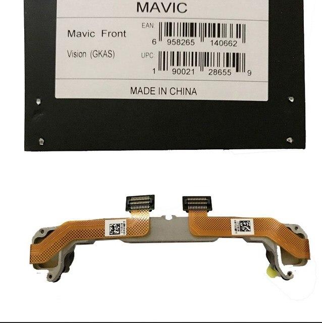 オリジナル DJI Mavic プロ部分のフロント視覚部品ビジョン障害物機能 RC ドローン用交換