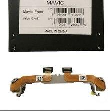 Parte originale DJI Mavic Pro parte anteriore dei componenti visivi funzione di barriera di visione parte di riparazione per la sostituzione del Drone RC