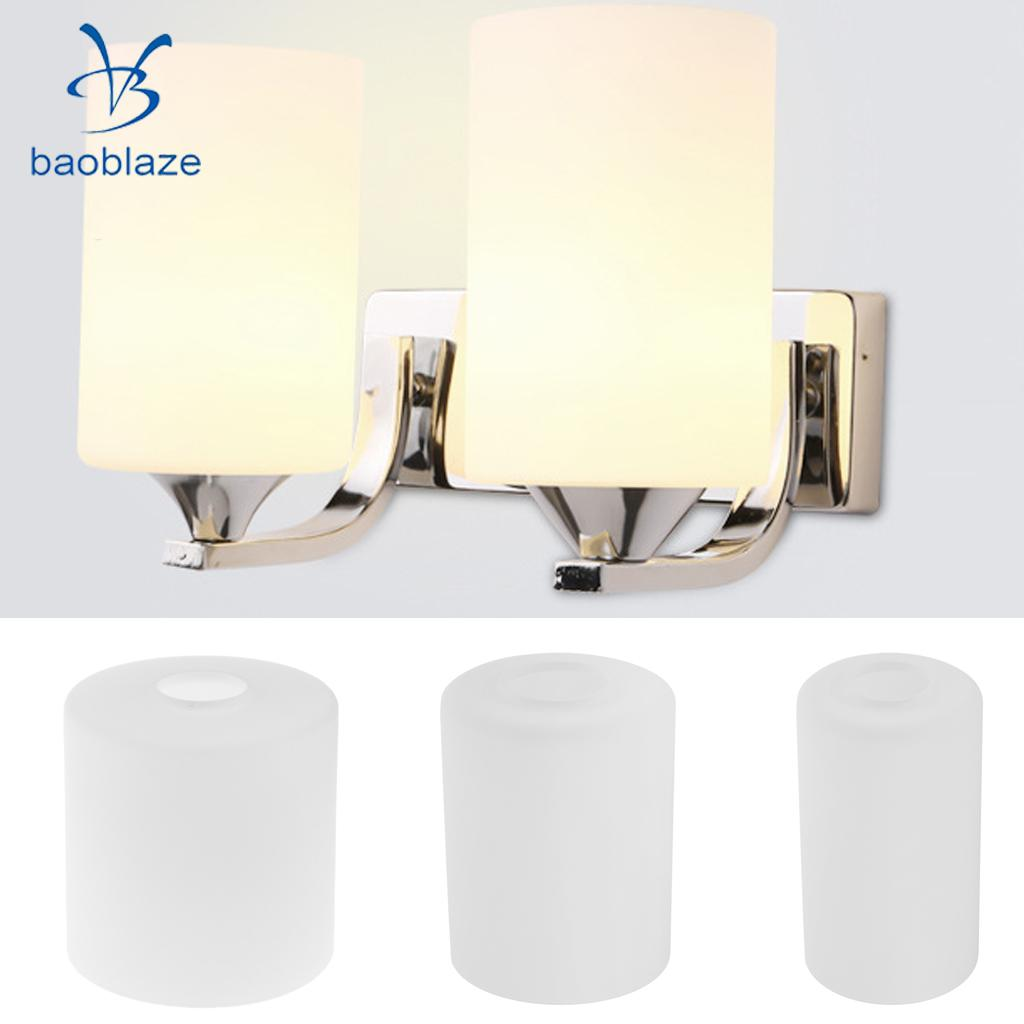 Cylindrical Ceiling Light Shade Cover Pendant Lampshade Fixture Dia. 10cm
