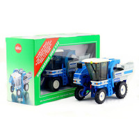 SIKU 3458/1:32 Scale/Diecast Metal Model/Grape Harvester Tractor/Educational Toy/For children's gifts or collection