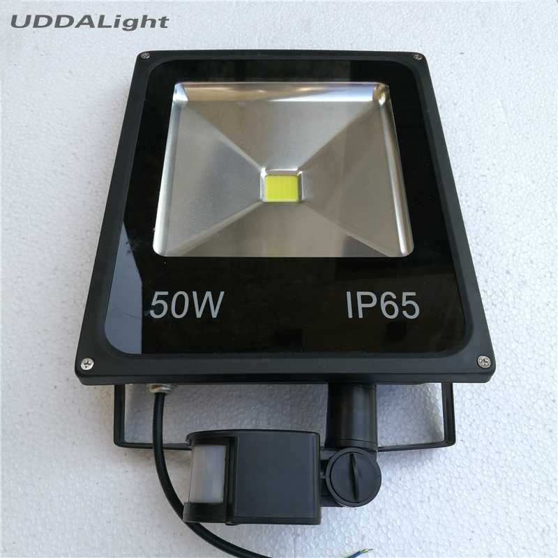 led sensor light outdoor 10W 20W 30W 50W led light outdoor 35% off