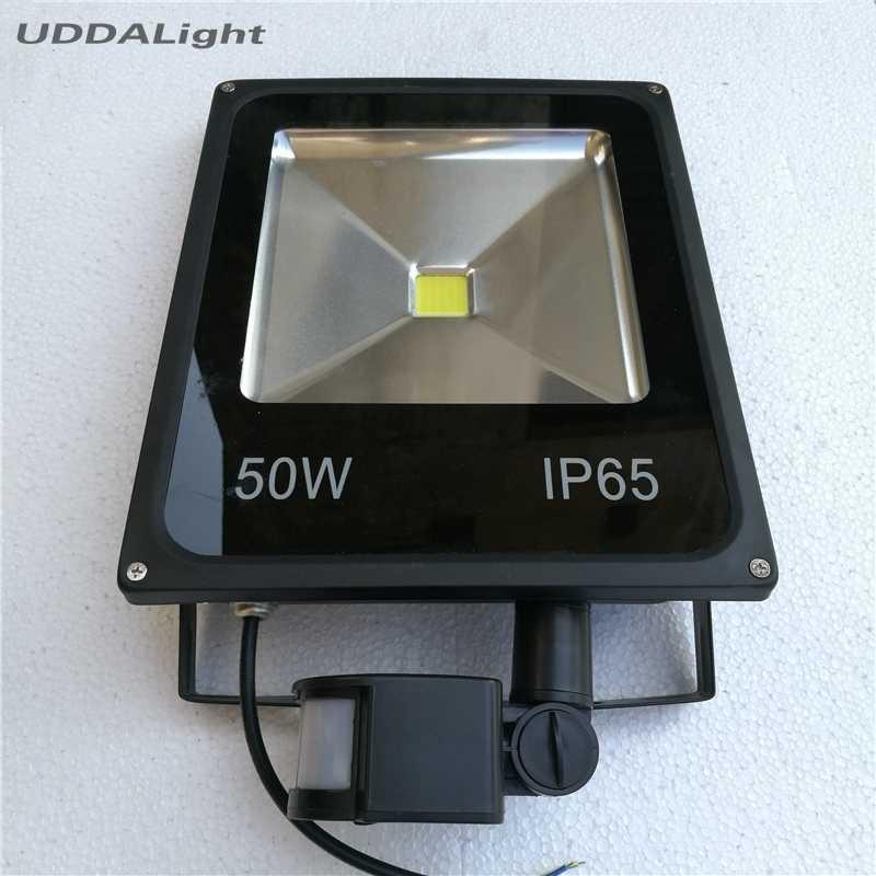 led sensor light outdoor 10W 20W 30W 50W led light outdoor 35% off