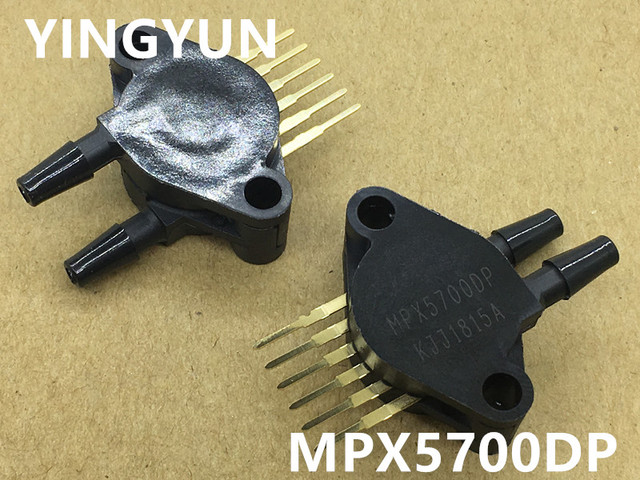 2pcs/lot    Pressure Sensor MPX5700DP   MPX5700   New original