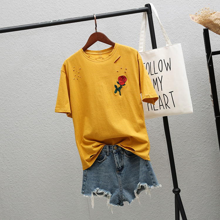 M22  Women Tshirt Tumblr Women's T-shirt 2018 Summer O-neck Cotton Graphic  K371