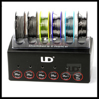 2016 Original Youde UD Wire Box With 6 Kinds Of Wires SS316L Ni200 Nichrome Wires 6pcs