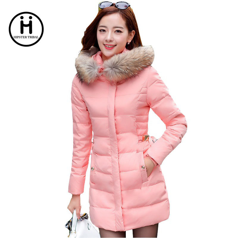 2016  Packable Jacket Female Clothing Winter Women Pink Paypal Hacker Campera Pluma hooded wadded coat coat slim parka paypal аккаунт за webmoney
