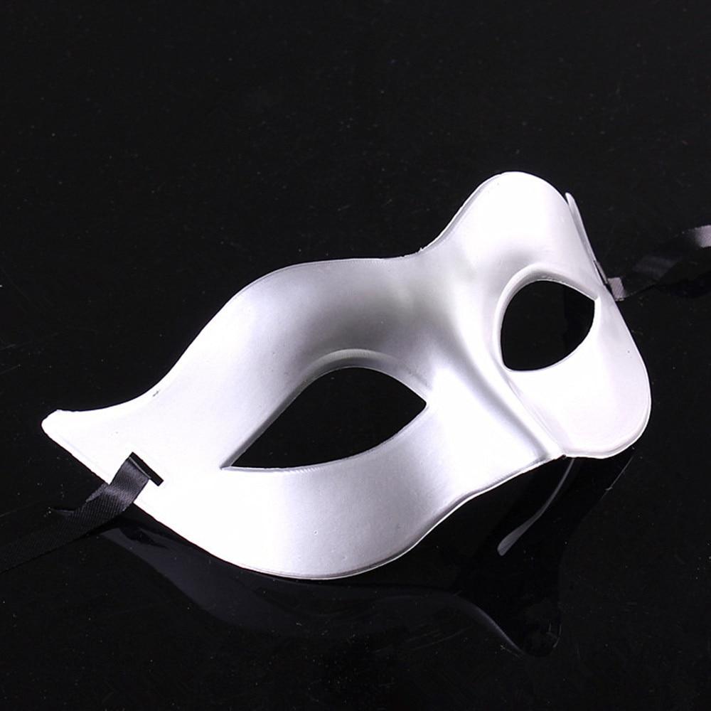 Halloween Venetian Color Meeste mask mask näo PVC klassikaline - Pühad ja peod - Foto 6